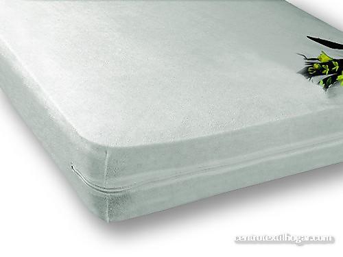 Belnou - Funda de colchón 100% algodón Aitana