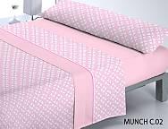 Juego de cama Munch