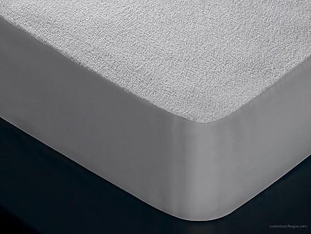 Mash - Cubrecolchón Mash Rizo Impermeable