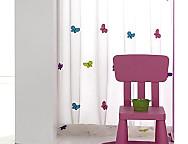 Visillo/ cortina confeccionada Candybor