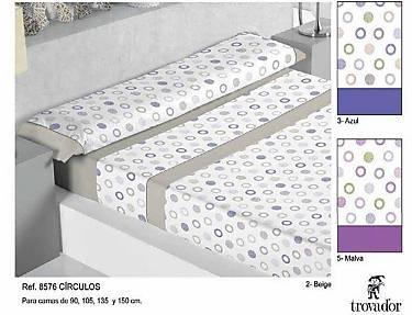 Trovador - Juego de cama Círculos
