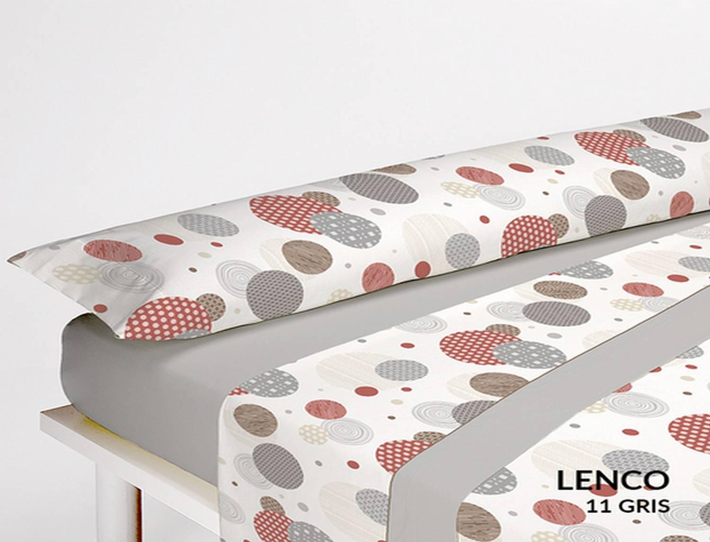 Catotex Juego de cama de invierno Coralina Lenco