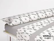 Juego de cama de invierno Coralina Linda