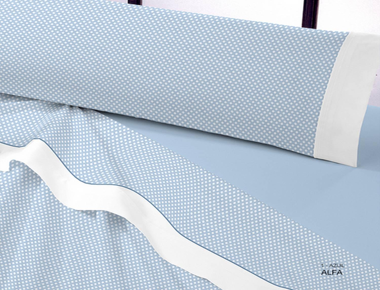 Catotex Juego de cama franela D´Art Alfa