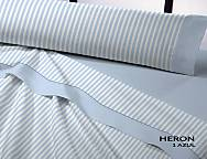 Juego de cama franela D´Art Heron