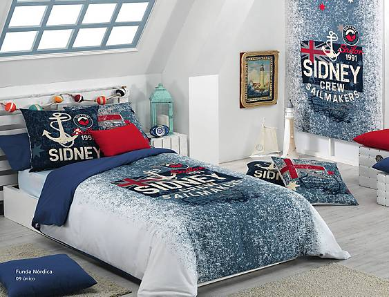 Cañete - Funda nórdica Sidney