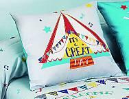 Cojín Circus Panot A Great