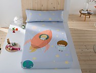 Juego de cama Cohete