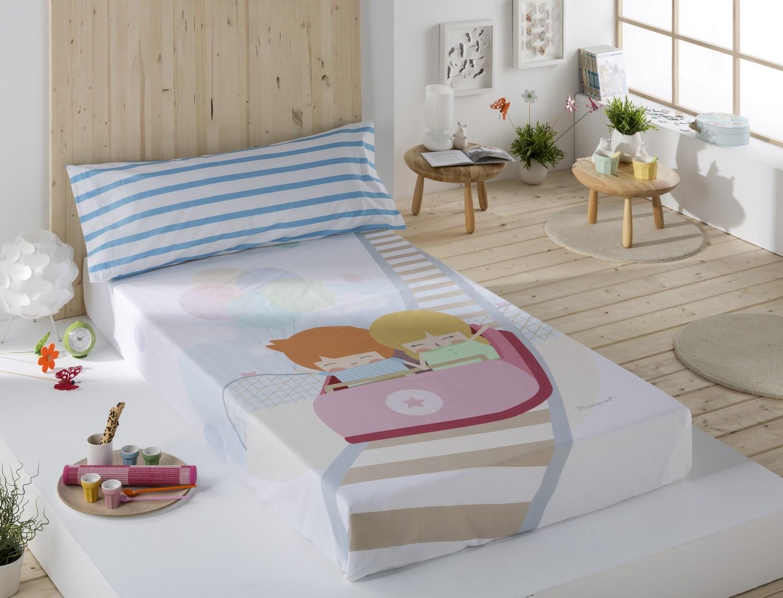 Sansa Juego de cama Montaña Rusa