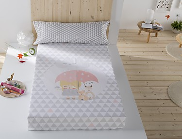 Sansa - Juego de cama Lluvia