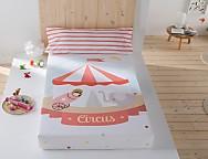 Juego de cama 100% Algodón Circo