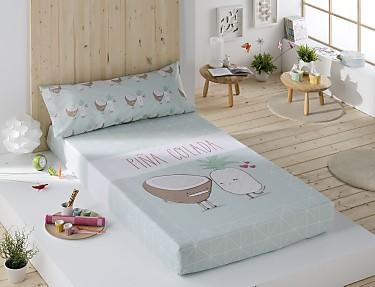 Sansa - Juego de cama Piña Colada