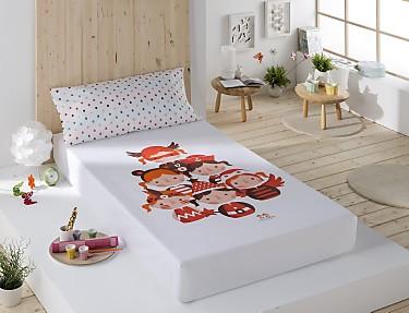 Sansa - Juego de cama Pandilla Valentina