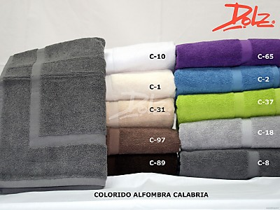 Dolz - Alfombra de baño Calabria