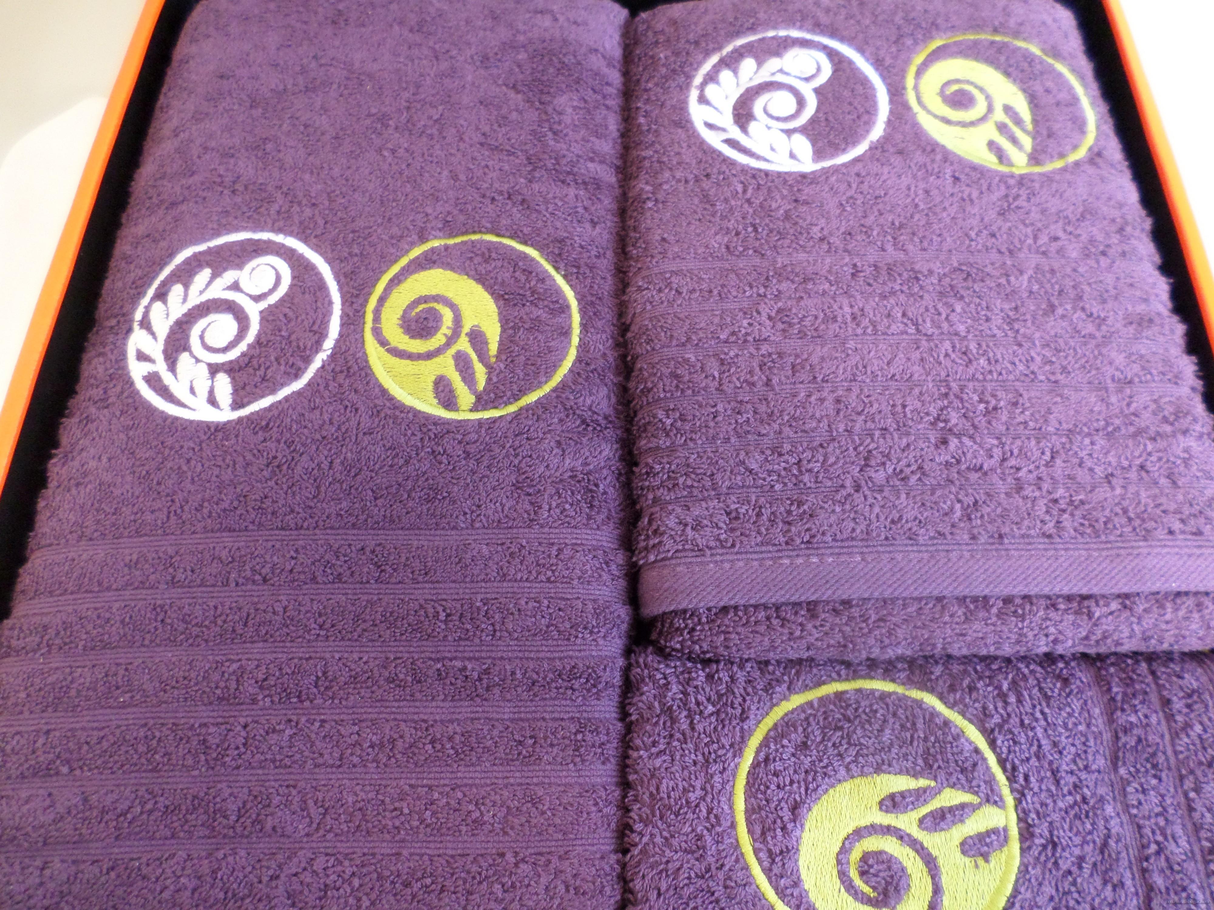 Nuestros Productos Juego de toallas Bombay