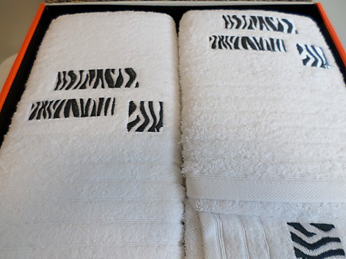 Juego de toallas Dakar