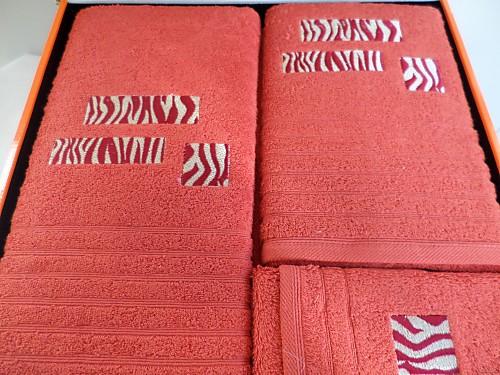 Nuestros Productos - Juego de toallas Dakar