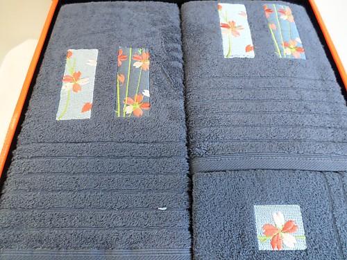 Nuestros Productos - Juego de toallas Osaka