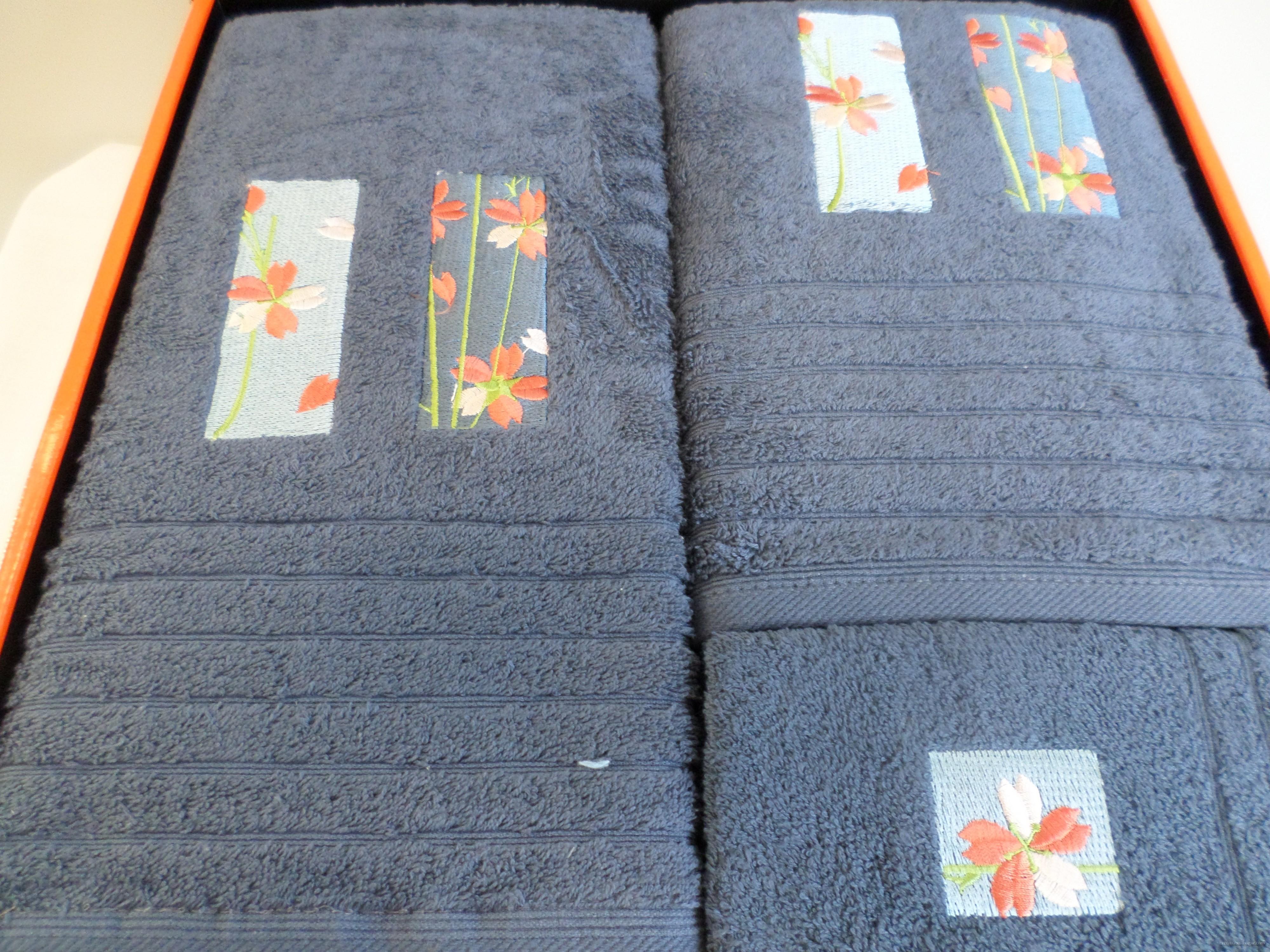Nuestros Productos Juego de toallas Osaka