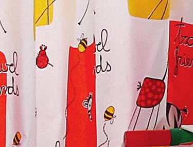 Cañete - Cortina con ollaos Lula B