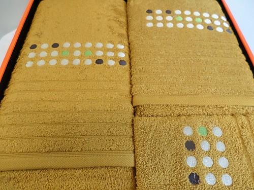 Nuestros Productos - Juego de toallas Manila