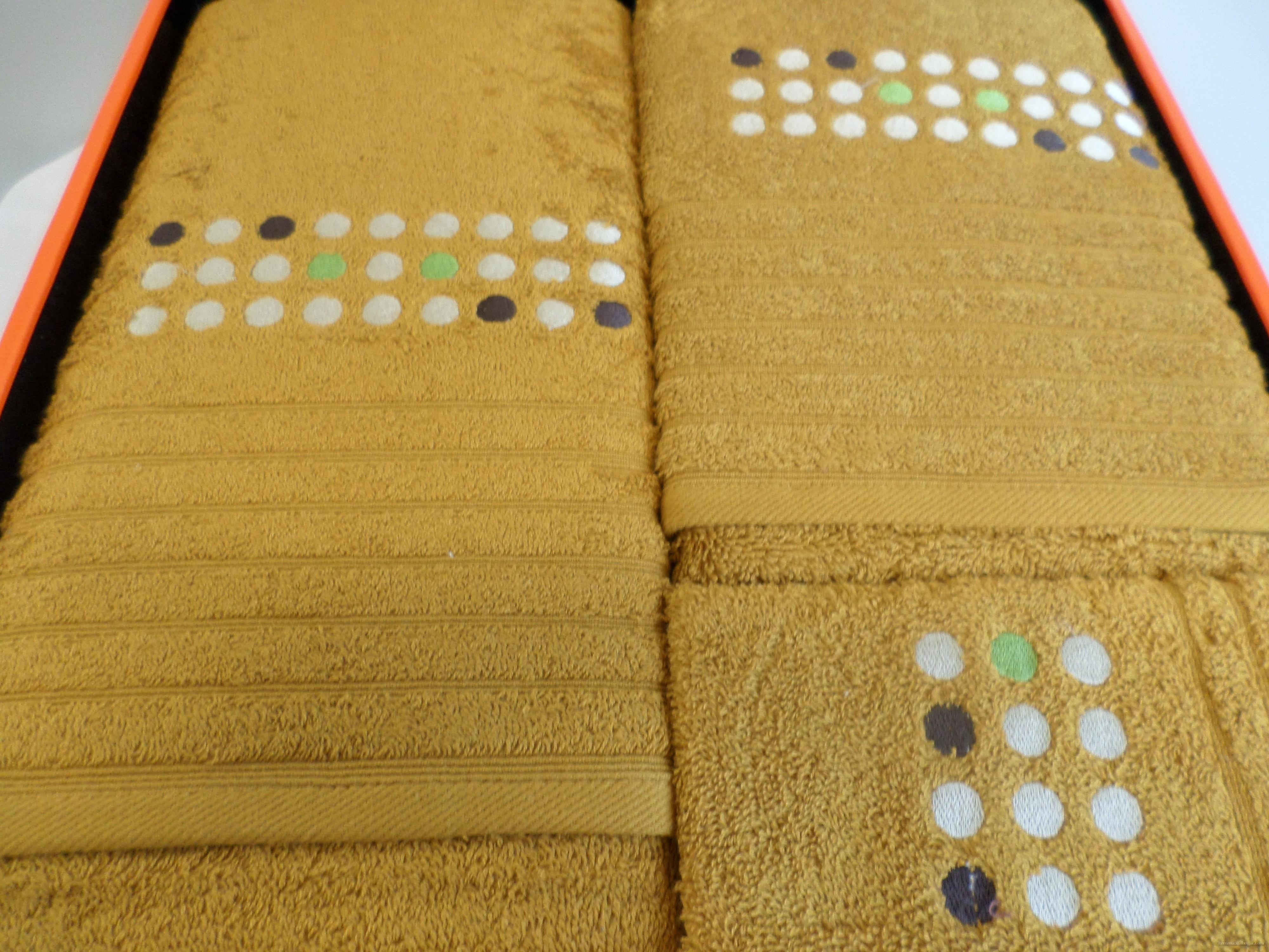 Nuestros Productos Juego de toallas Manila