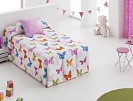 Edredón Conforter Mariposas