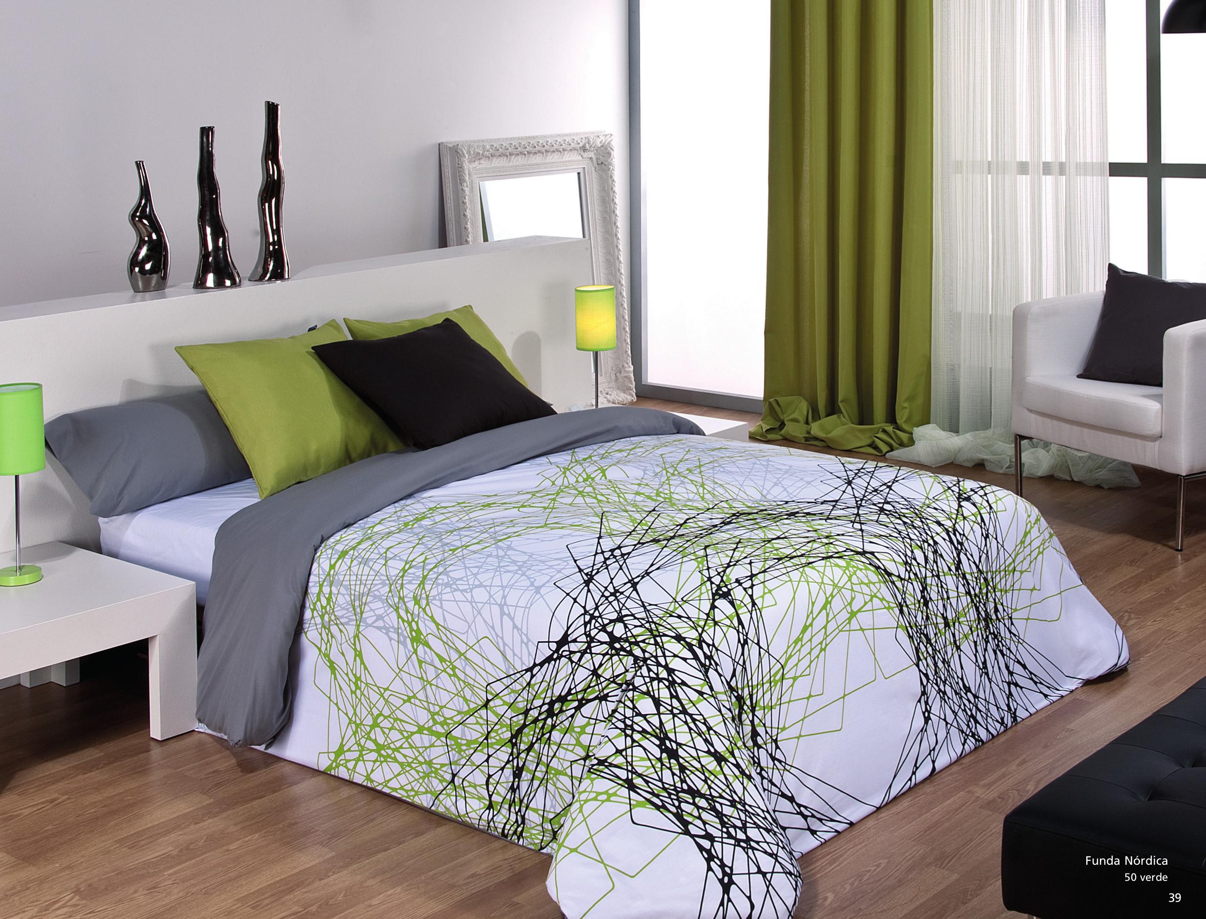 Funda n rdica tyna centro textil hogar for Funda nordica cama 105