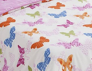 Sansa - Saco nórdico Mariposas