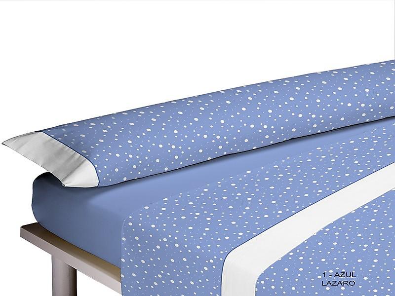Catotex - Juego de cama 100% Algodón Lazaro