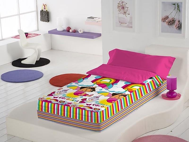 Euromoda - Saco nórdico Dora Rainbow