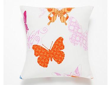 Sansa - Cojín con relleno Mariposas