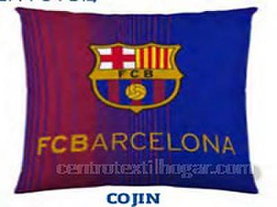 Euromoda - Cojín con relleno FC Barcelona 1