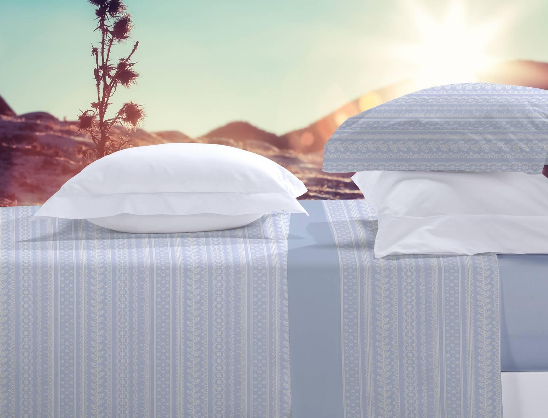 Manterol Juego de cama franela Manterol Luna 453