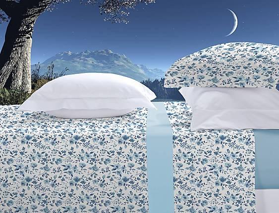 Manterol - Juego de cama franela Manterol Luna 455