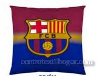 Euromoda Cojín con relleno FC Barcelona 1