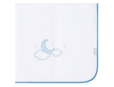 Pekebaby - Arrullo Punto Algodón Moon Azul