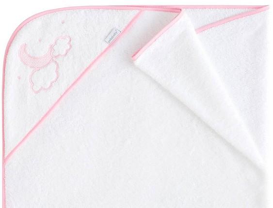 Pekebaby - Capa de baño Moon Rosa