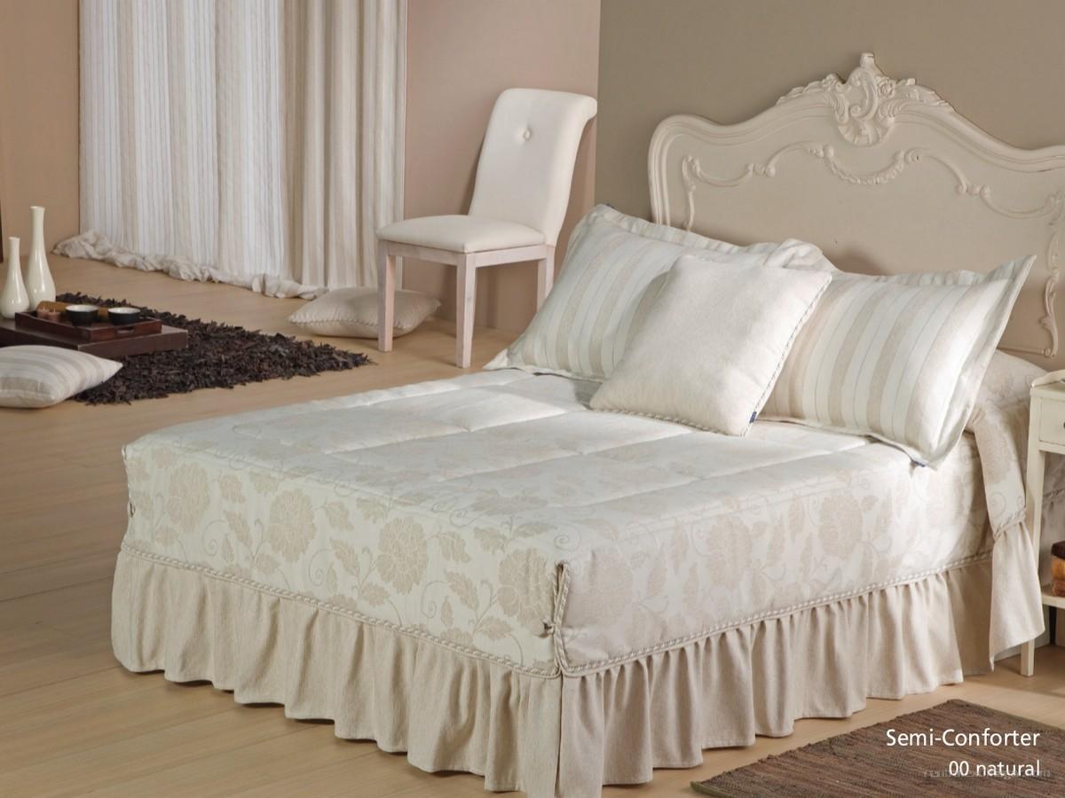 Cañete Semi-Conforter Jacquard Enco Raya
