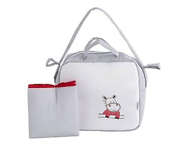 Pekebaby - Pack Bolso y cambiador de viaje (vestidor) Hippo