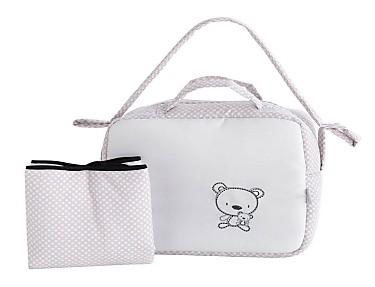Pekebaby - Pack Bolso y cambiador de viaje (vestidor) Chiosso