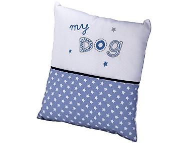 Pekebaby - Cojín con relleno Doggie