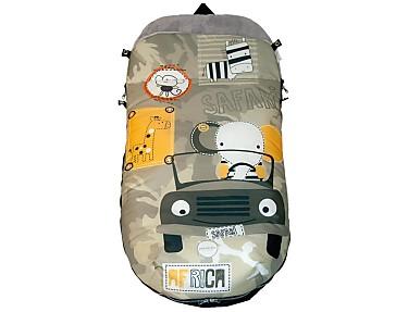 Pekebaby - Saco Carro Impermeable Modelo 88