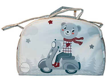 Pekebaby - Bolso Impermeable Modelo 89 Scooter