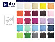 Funda nórdica Lisos Play Basic Collection