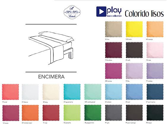 Cañete - Encimera Lisos Play Basic Collection