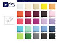 Juego de cama Lisos Play Basic Collection