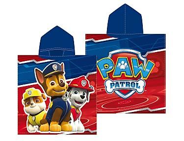 Textil Tarragó - Poncho Playa Patrulla Canina 1