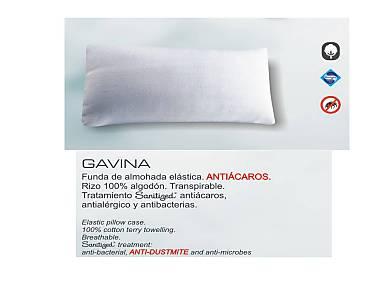 Belnou - Funda de almohada Gavina
