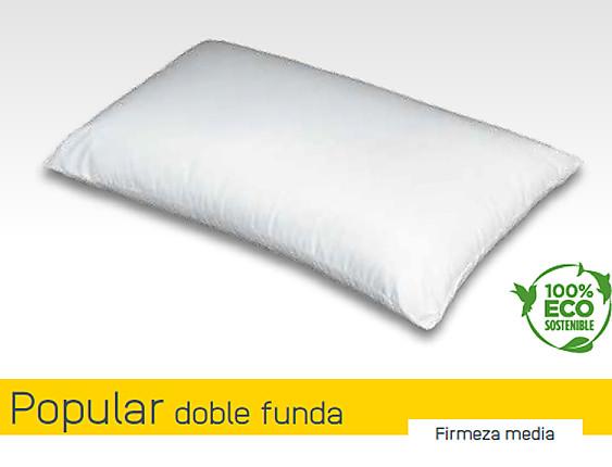 Mash - Almohada Popular Doble Funda